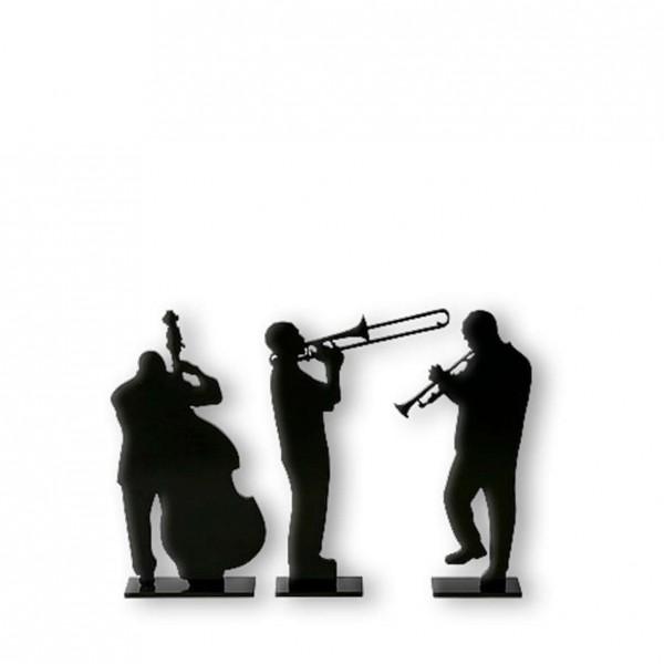 """Holzaufsteller """"Musiker"""""""