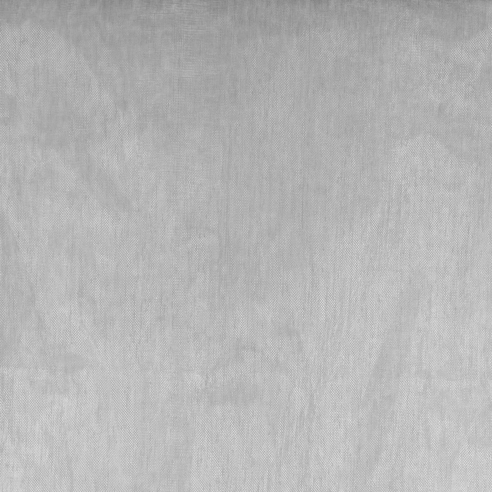 Schleifenband Organza silber