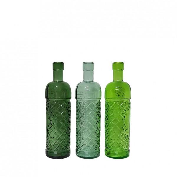 Flaschenvase salbeigrün