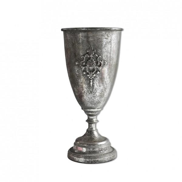 Pokal Silber Ornamente