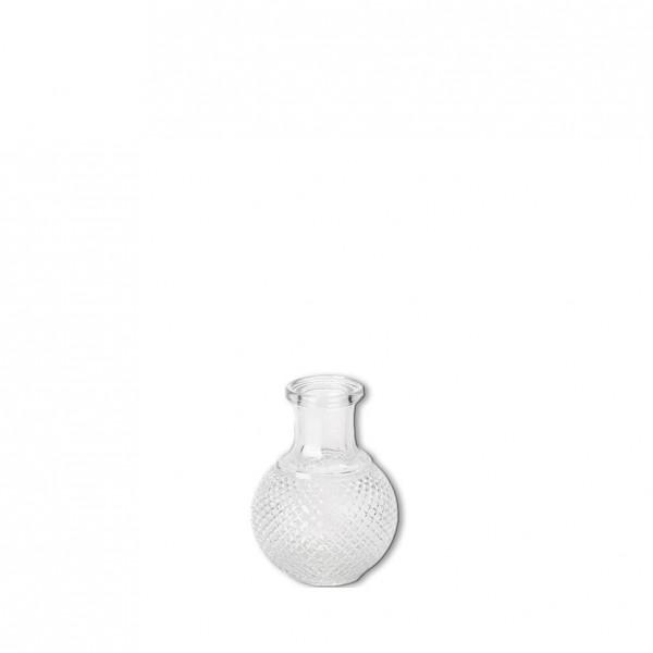 Flasche Kristall Kugelförmig
