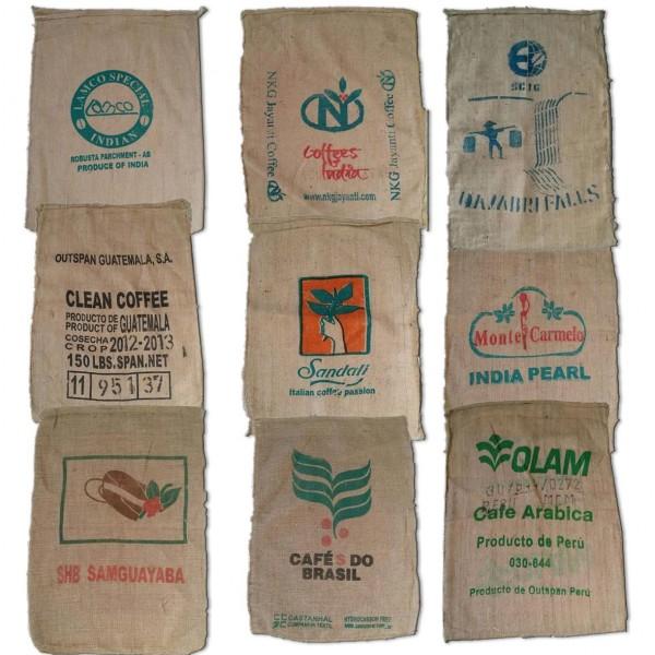 Kaffeesäcke Bedruckt