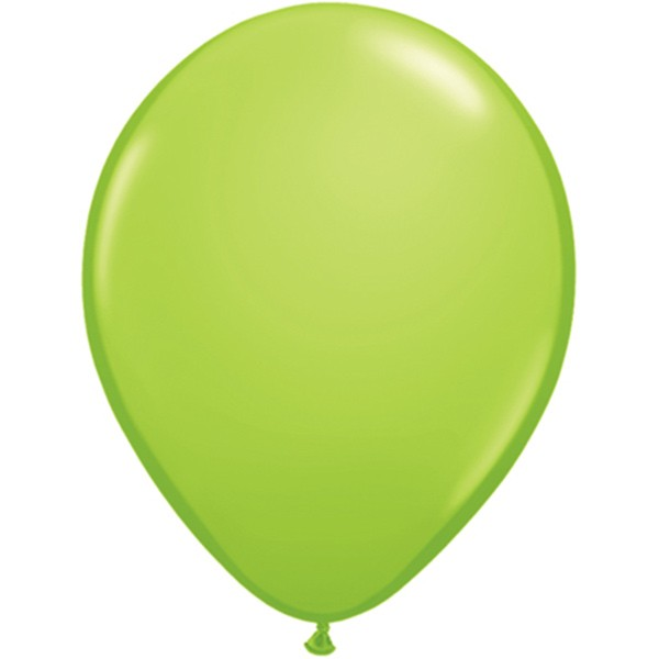 Helium-Luftballon 30cm apfelgrün