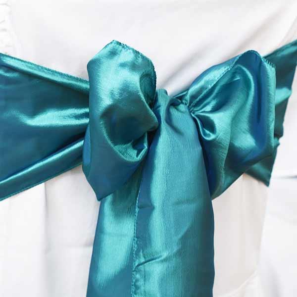 Schleifenband Taft smaragd