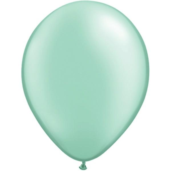 Helium-Luftballon 30cm mint
