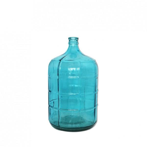 Flaschenvase Aqua