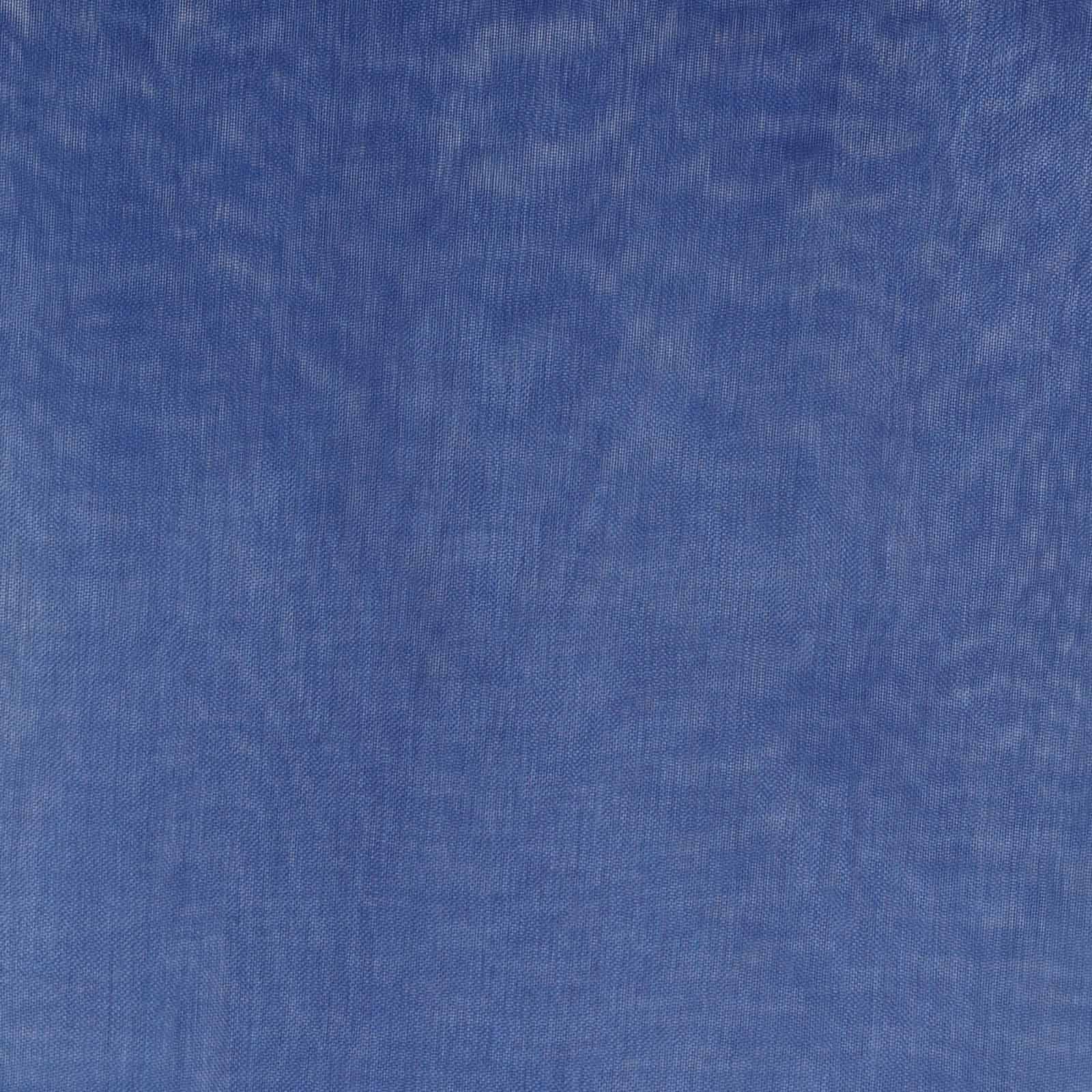 Schleifenband Organza dunkelblau