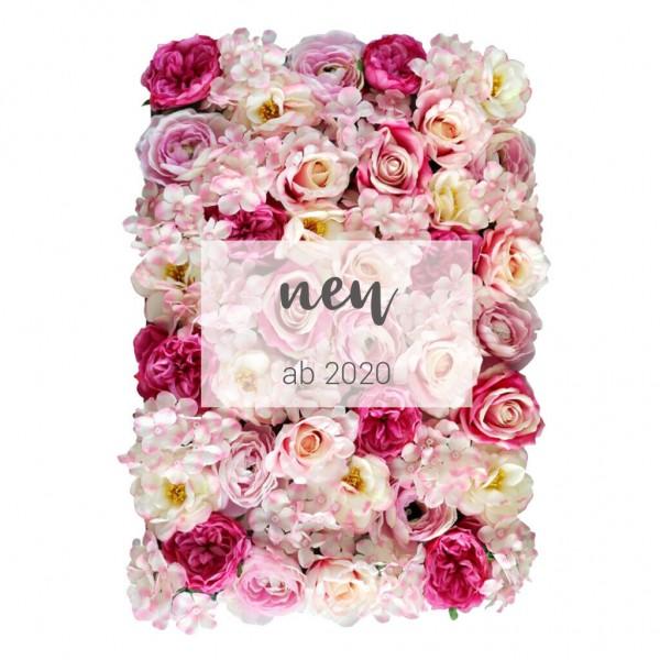 """Blumenwand """"pink dream"""""""