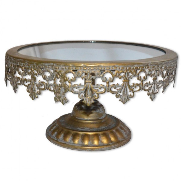 Spiegelteller Ornamente