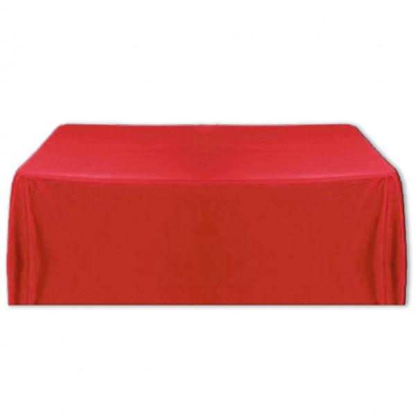 Tischdecke rot 130x220 cm