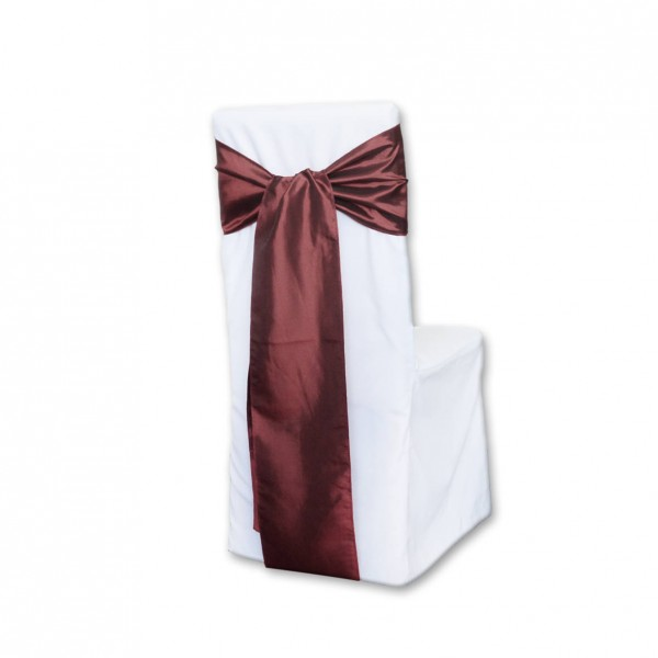 Schleifenband Taft burgundy Muster