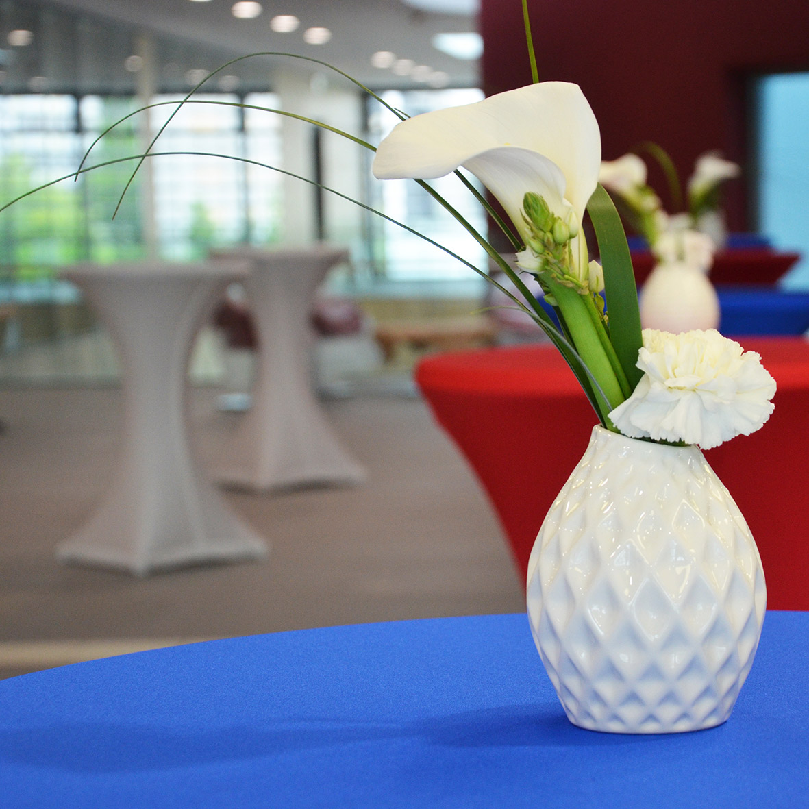 Vase 3-fach sortiert