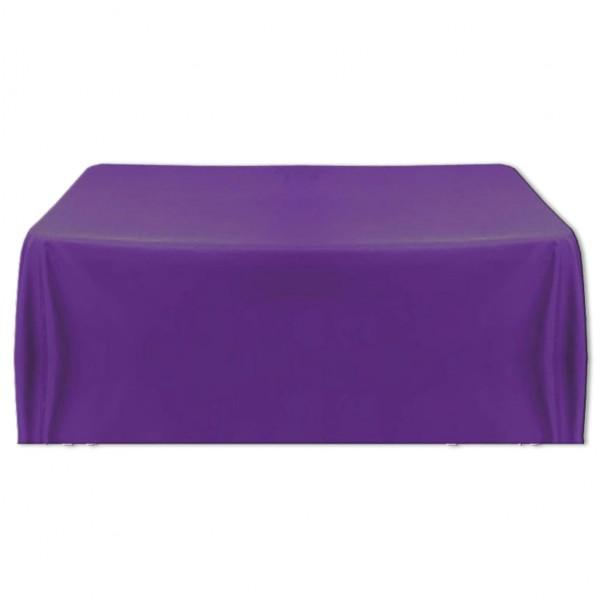Tischdecke lila 150x260 cm