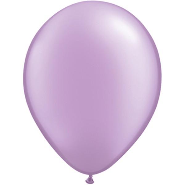 Helium-Luftballon 30cm flieder