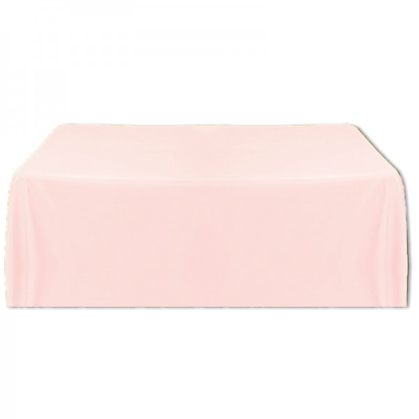 Tischdecke blush rose 150x260 cm
