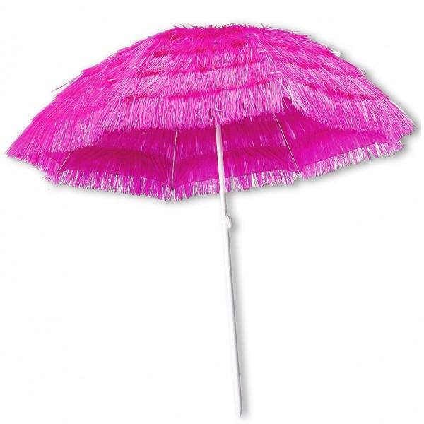 Bast_Schirm Pink
