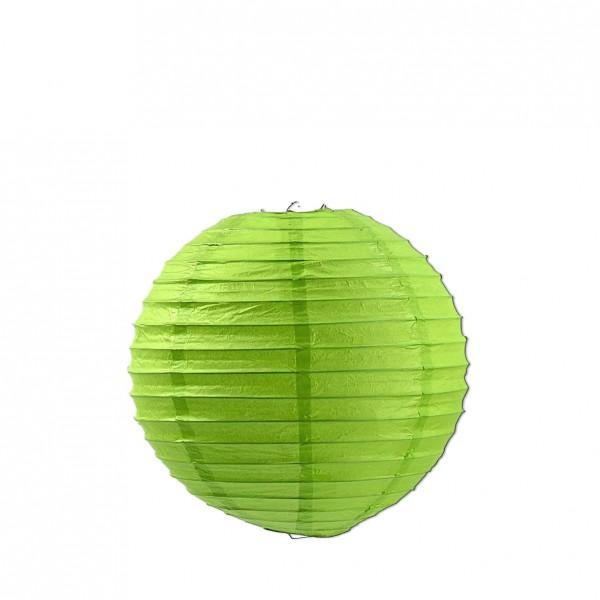 Lampion apfelgrün
