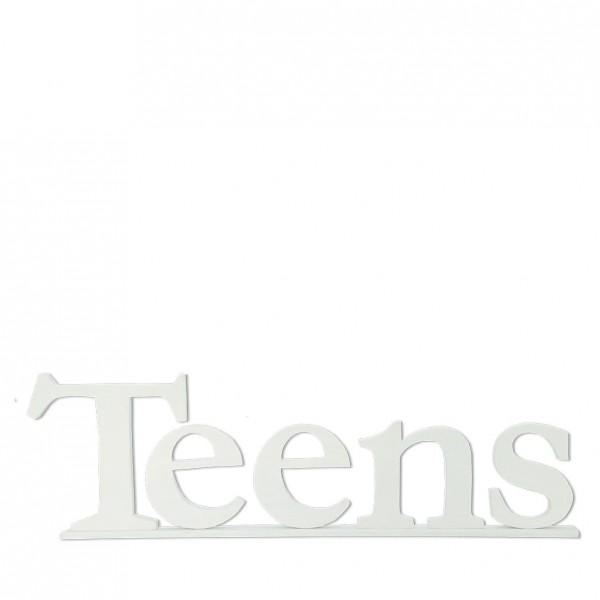 Schrifzug Teens