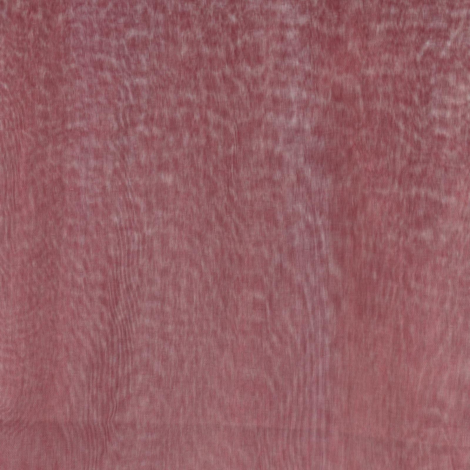 Schleifenband Organza burgundy