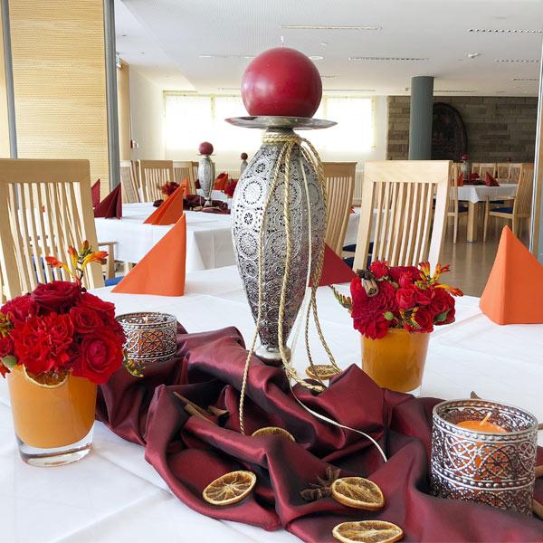 Kerzenständer 1-arm Doha [mieten]