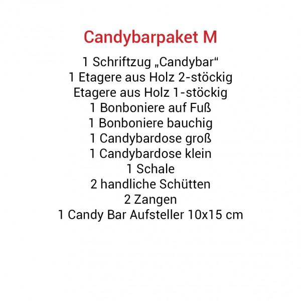 Candybarpaket M