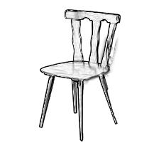 Stuhl 19