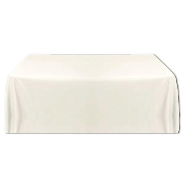 Tischdecke creme 130x220 cm