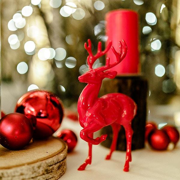 Weihnachtsfeier Dekoration.Individuelle Dekorationen Und Tischdeko Für Firmenfeiern Deko Design