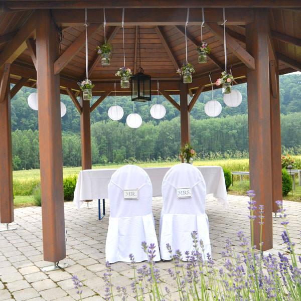 Outdoor Hochzeit Van Harte Dekoration Fur Party Hochzeit