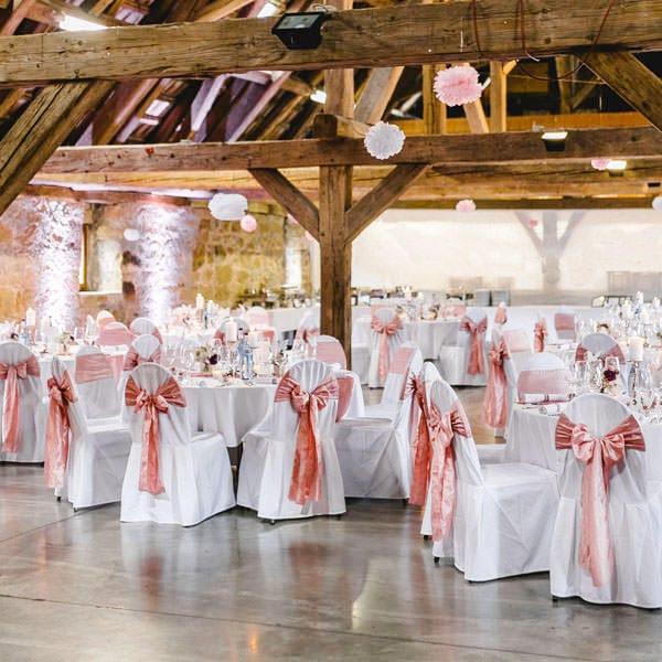 Hochzeitsdekoration & Tischdeko Für Die Traumhochzeit