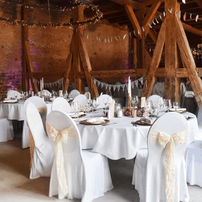 Barn Wedding Schloss Liebenstein
